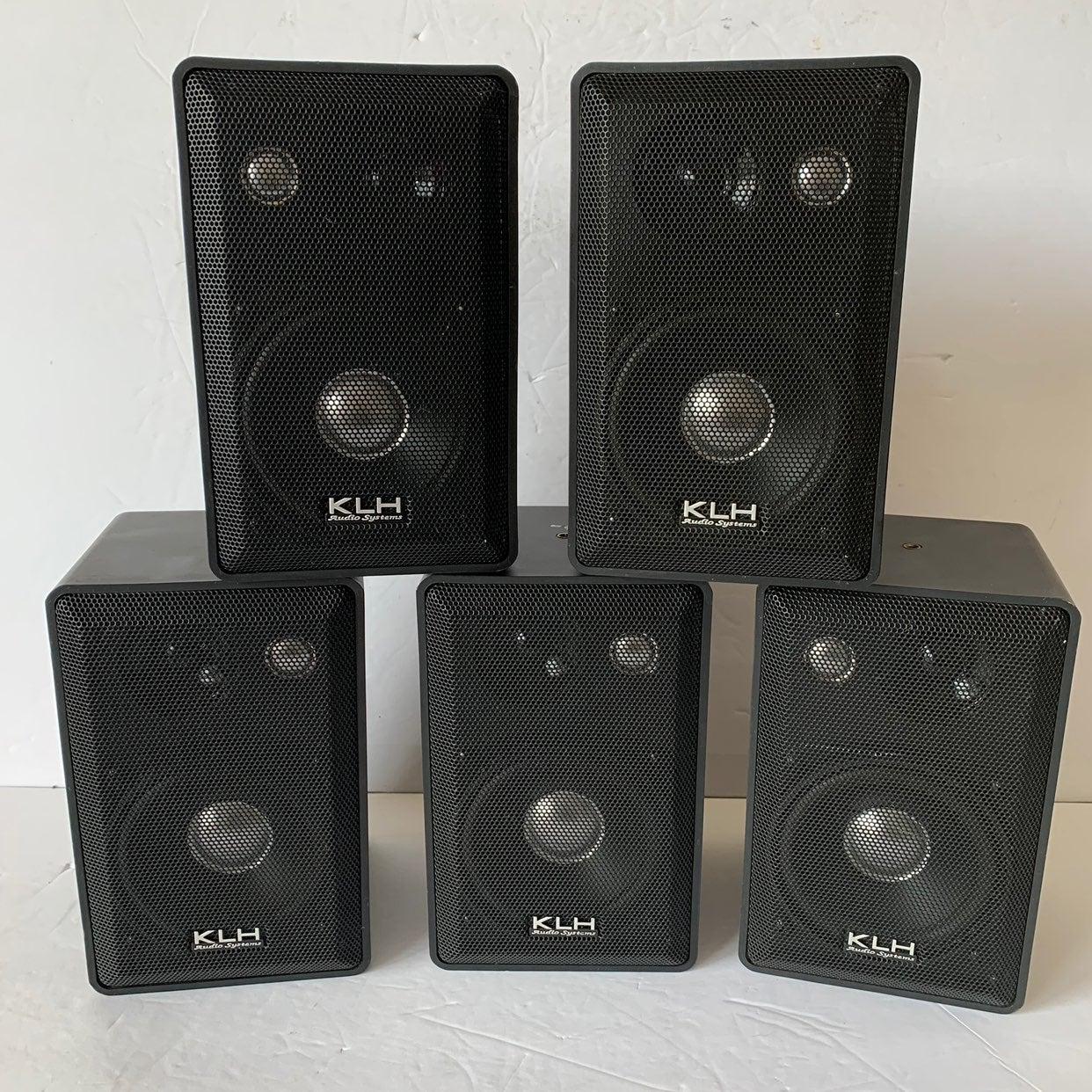 5 -KLH 979B Indoor/outdoor 3 Way Speaker