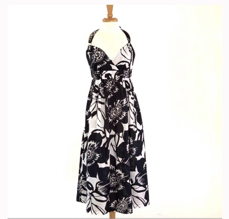 a.n.a halter top dress. Large