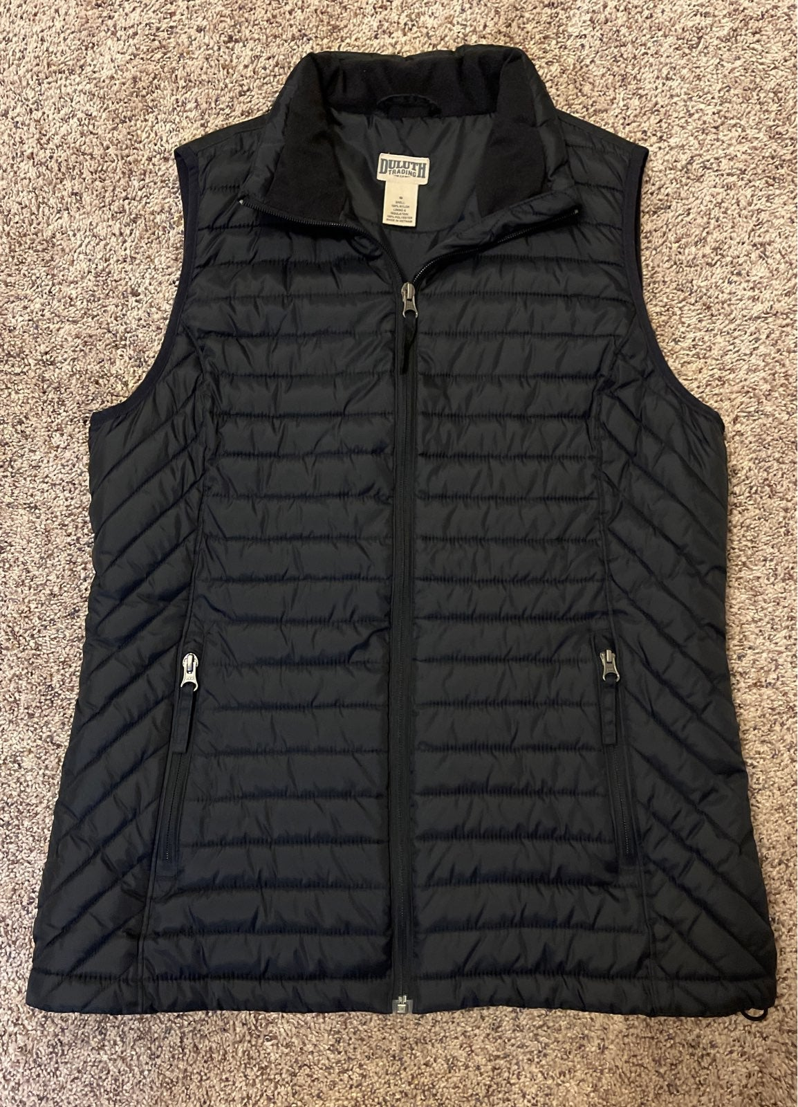 Duluth Trading Puffer Vest