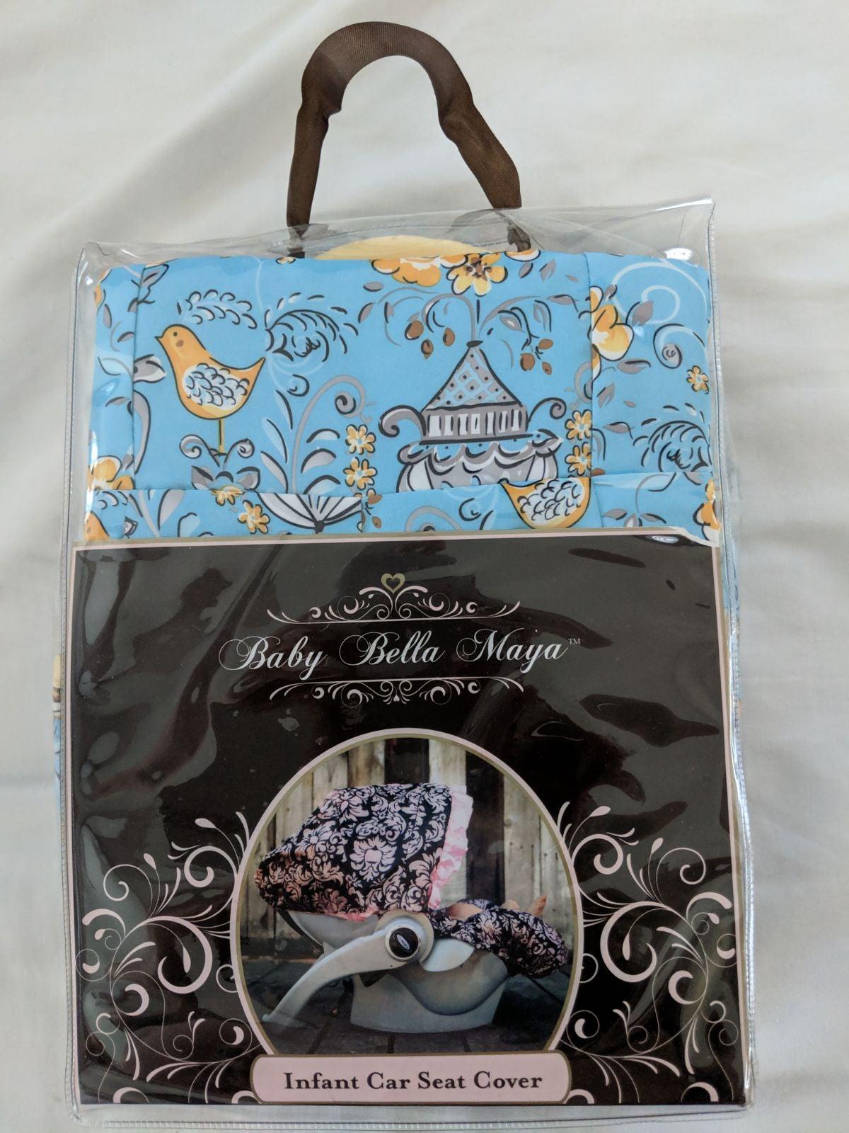 Baby Bella Maya Car Seat Cover