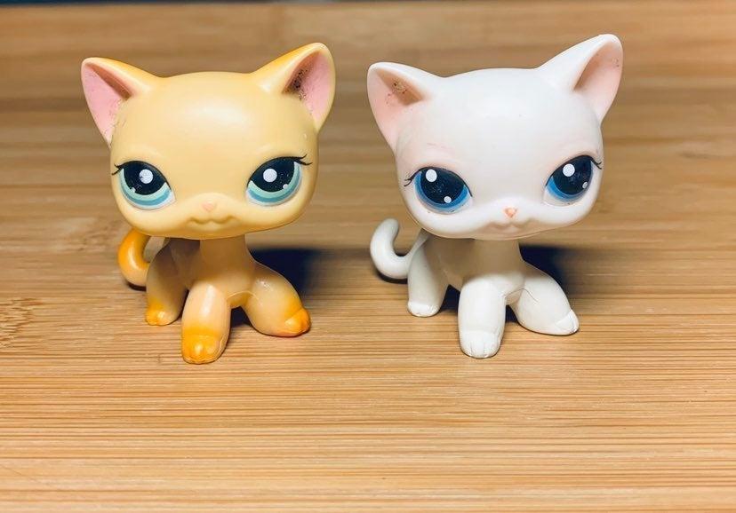 LPS Shorthair Kitties #64, #339