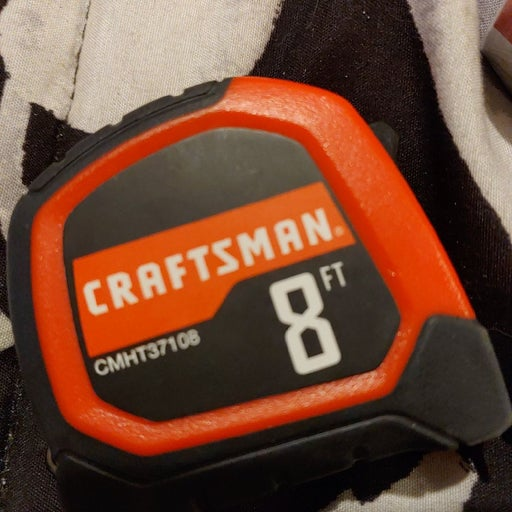 Craftman tape measure