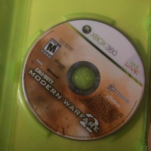 Call of Duty: Modern Warfare 2 on Xbox 3