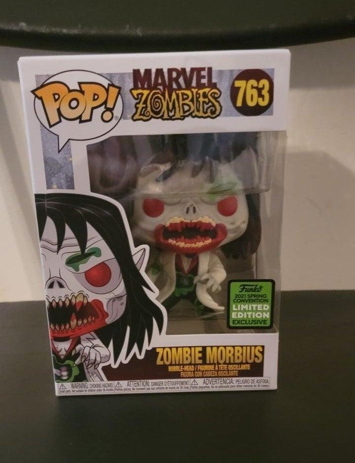 Funko Pop! Zombie Morbius