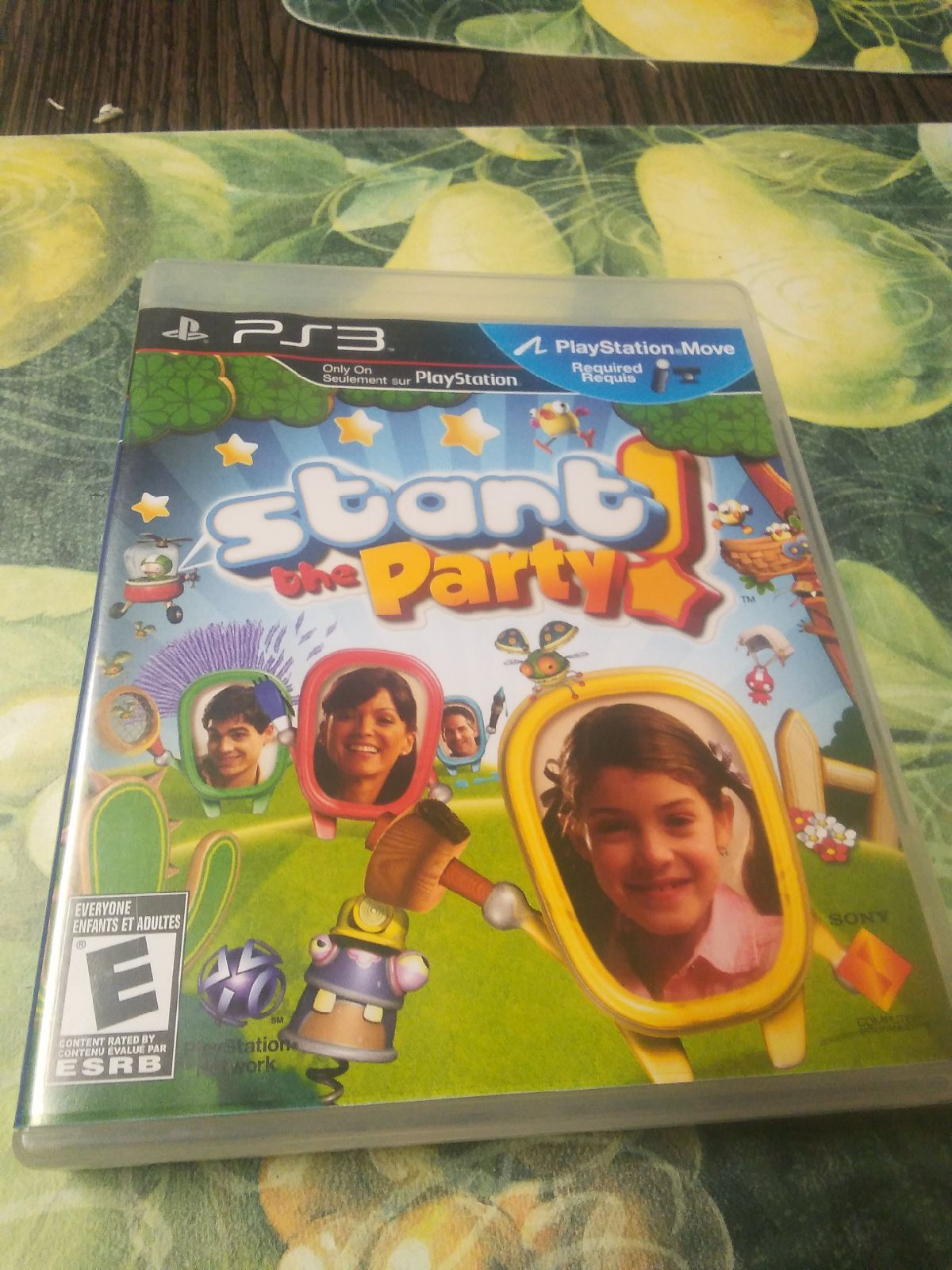 Start the Party! on Playstation 3