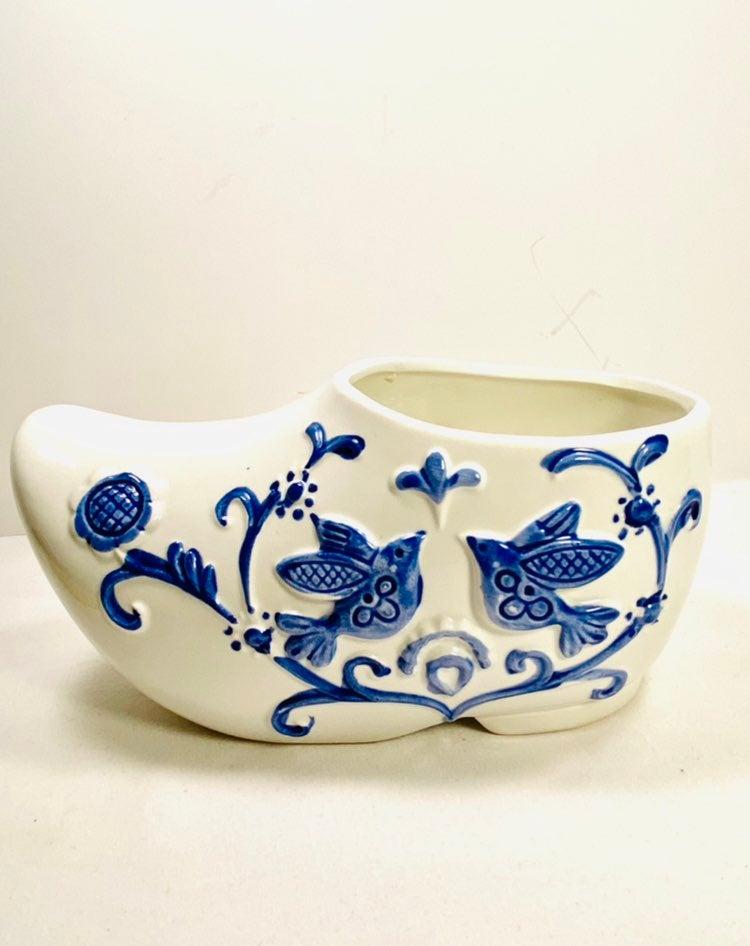 Vintage Rubens Delft Porcelain Dutch Sho