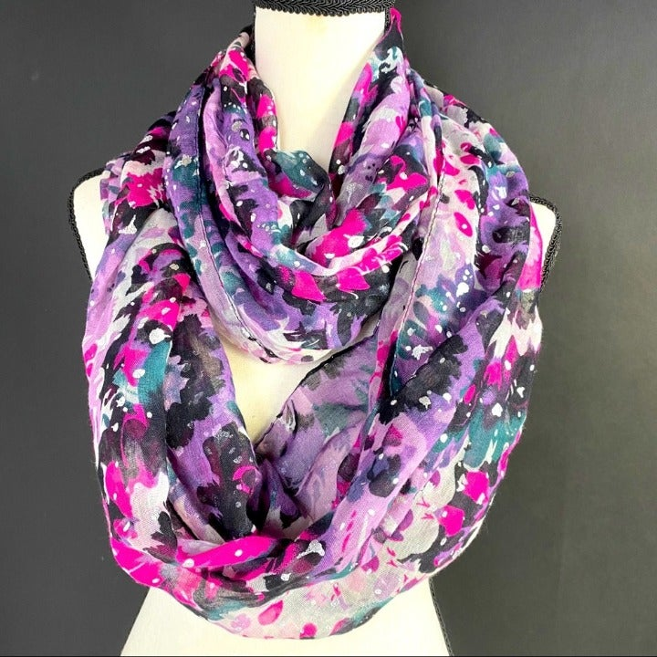 Candie's Infinity Fashion Scarf