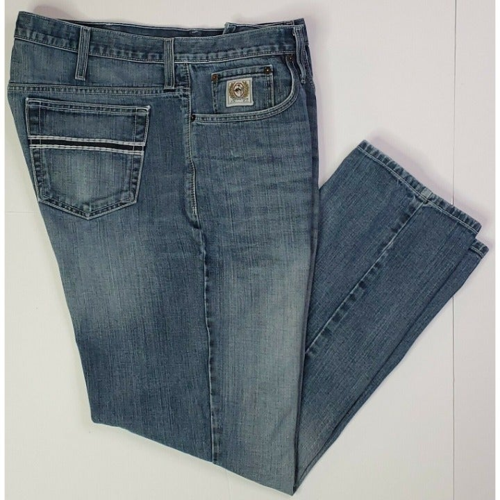 Cinch White Label Jeans Mens 40x31 VGC S