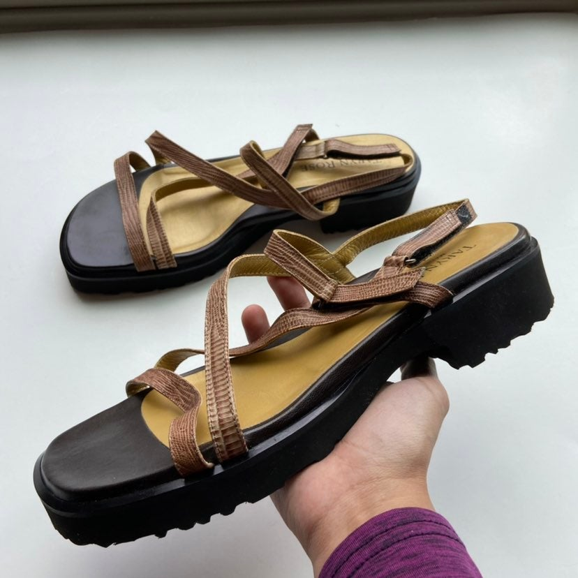 Taryn Rose Taylor Comfort Sandals