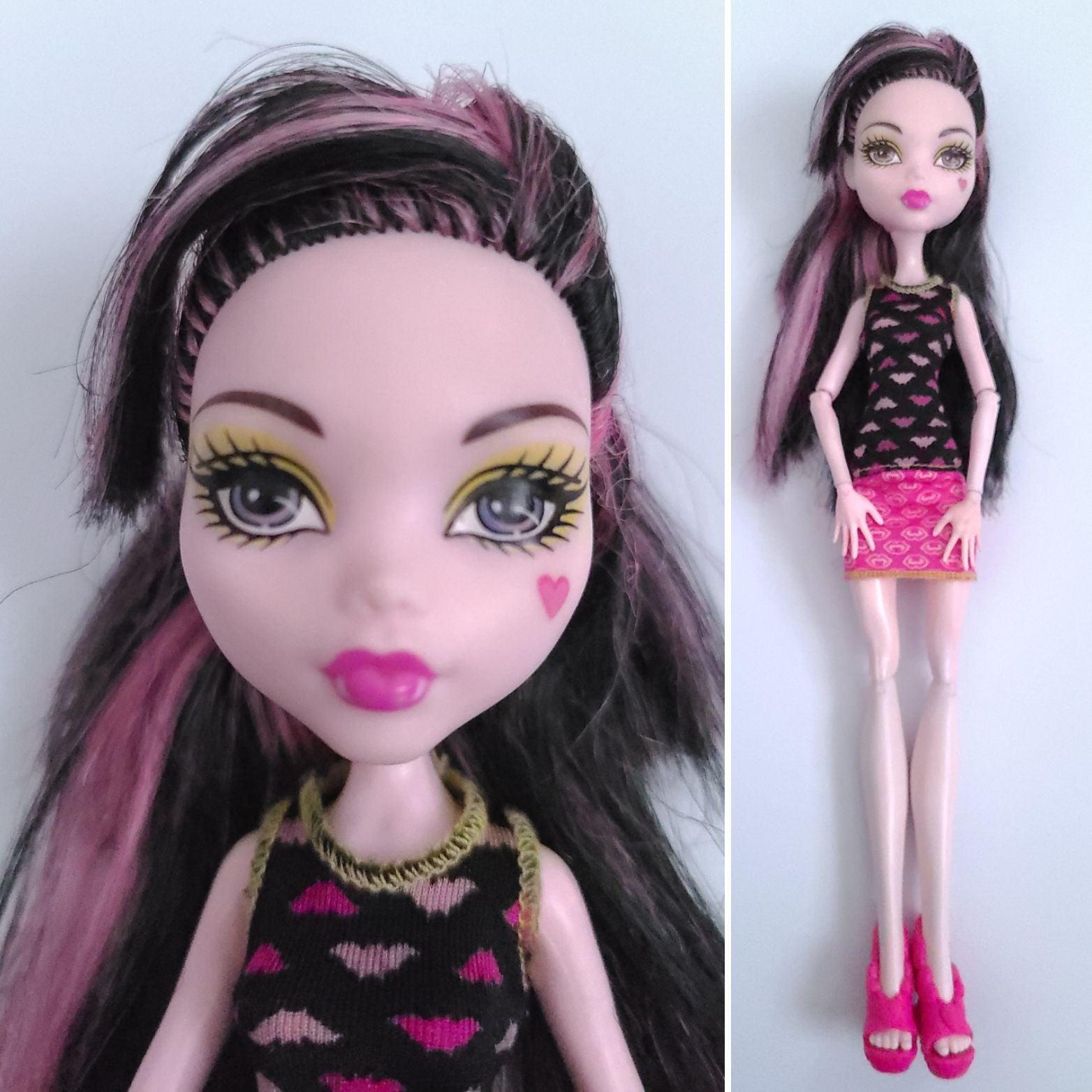 """Monster High """"Creepateria"""" Draculaura"""