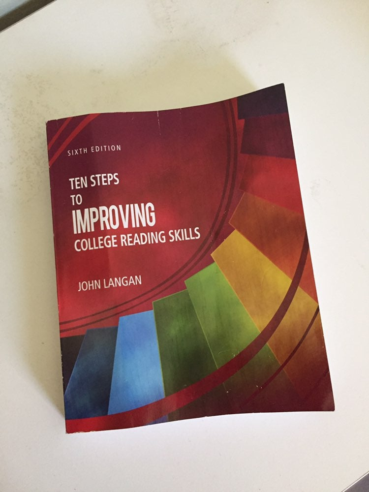 10 Steps to Improving College Reading