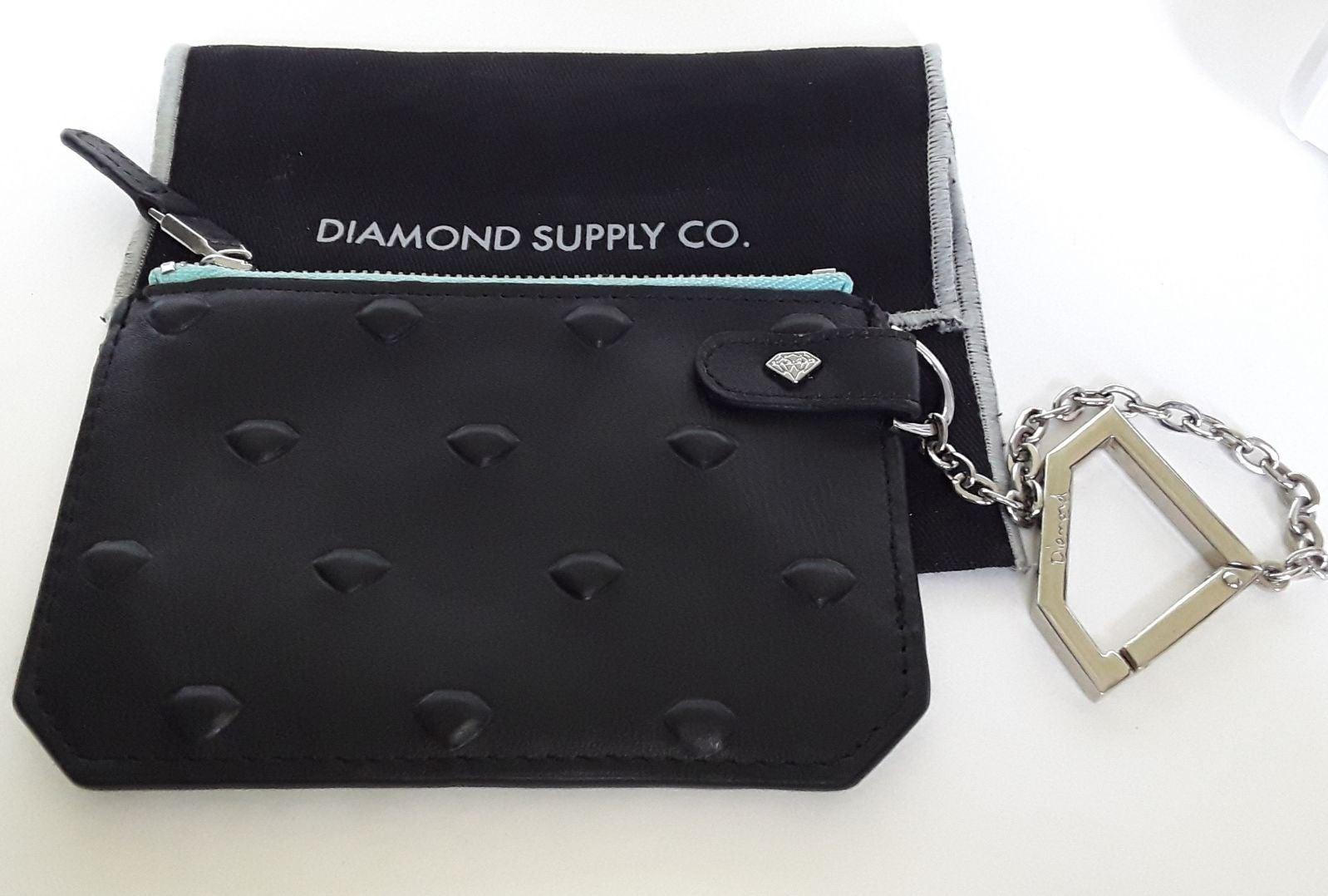Diamond Supply Co. Keychain Wallet