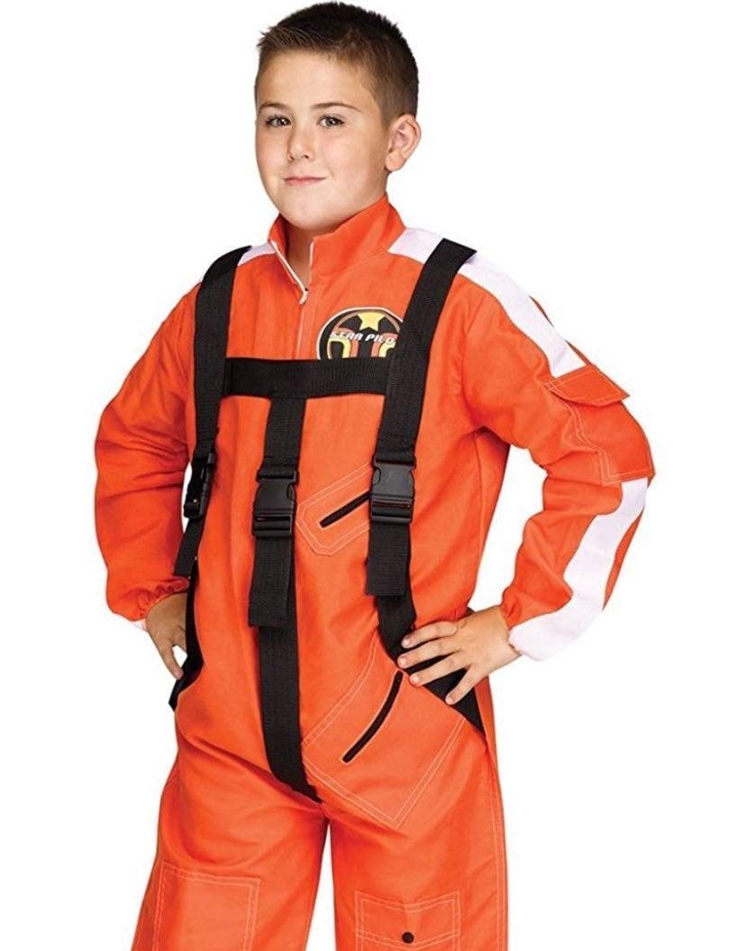 Star Pilot Halloween costume M 8-10