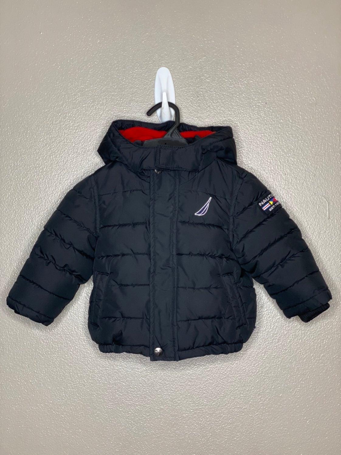 Nautica Coat Size 12M (Black)