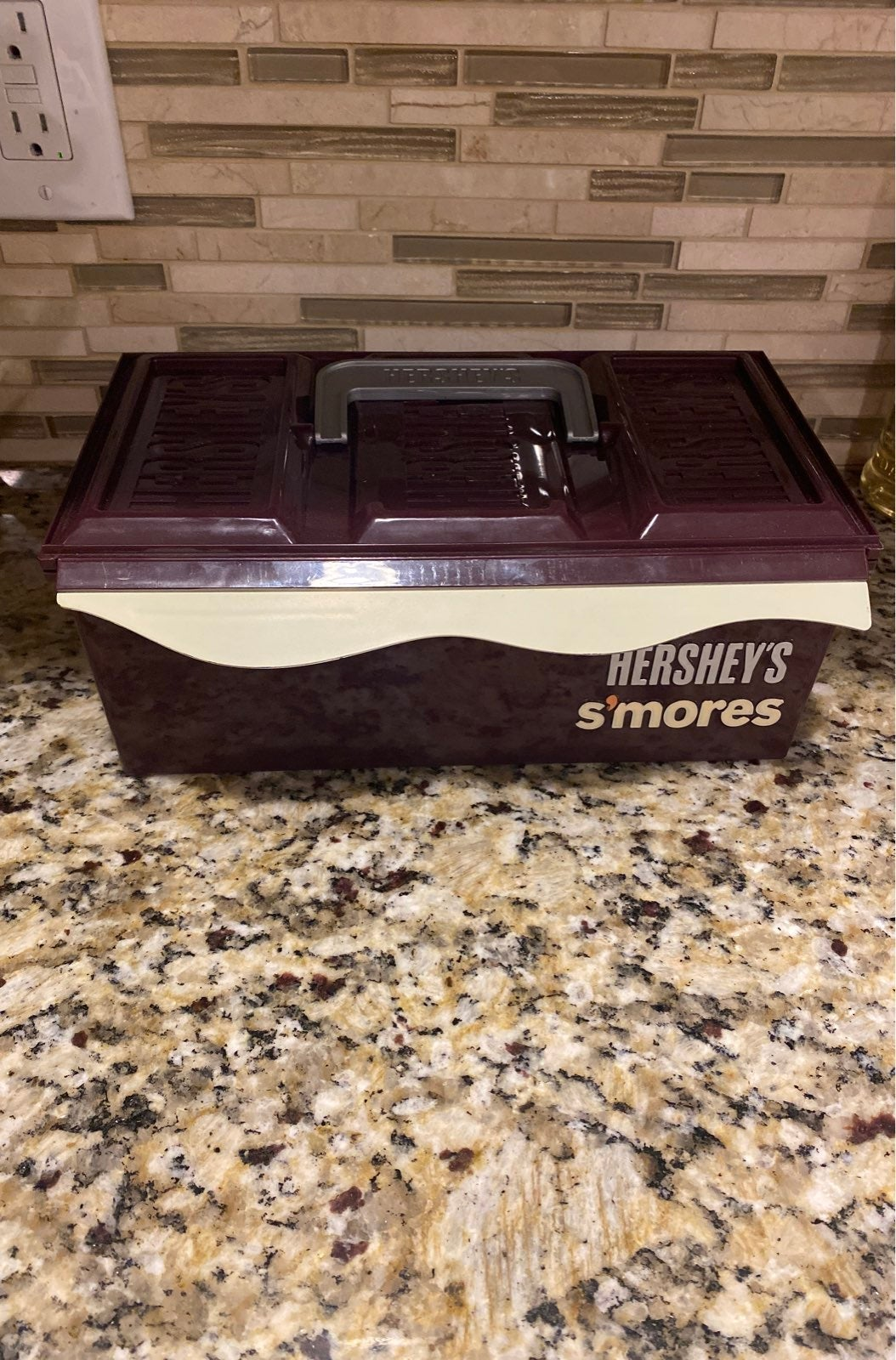 Hershey smores caddy