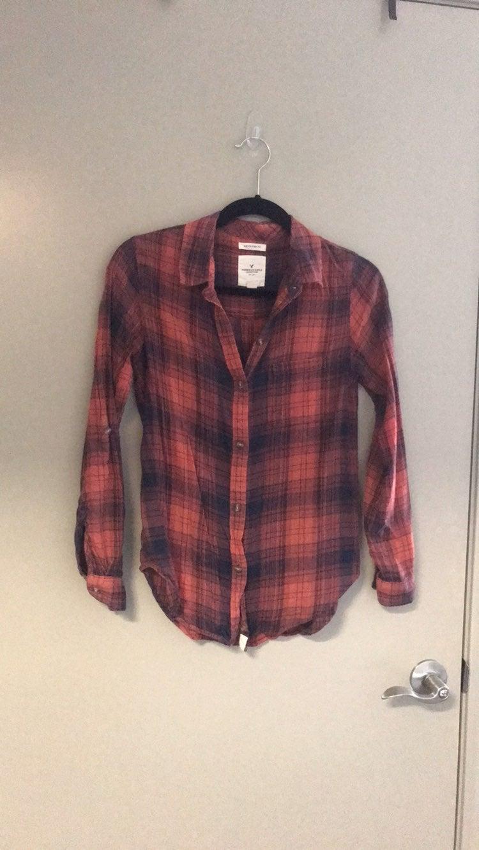 American Eagle lightweight flannel