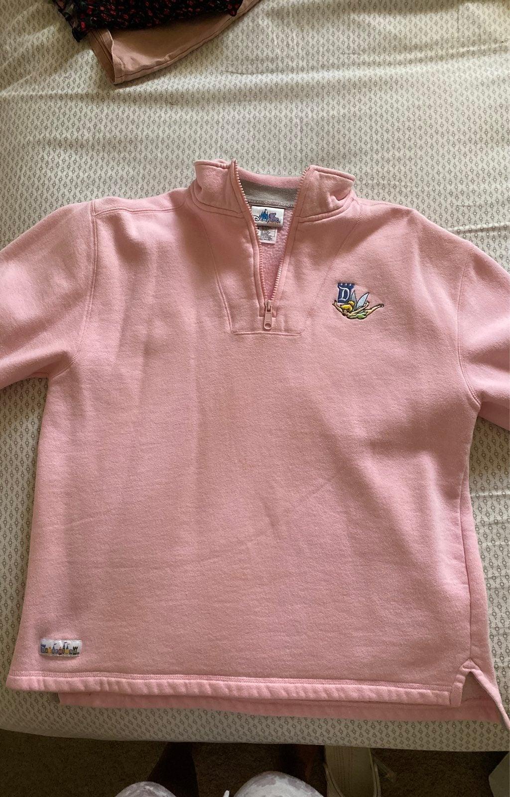 Pink Disney tinkerbell sweater