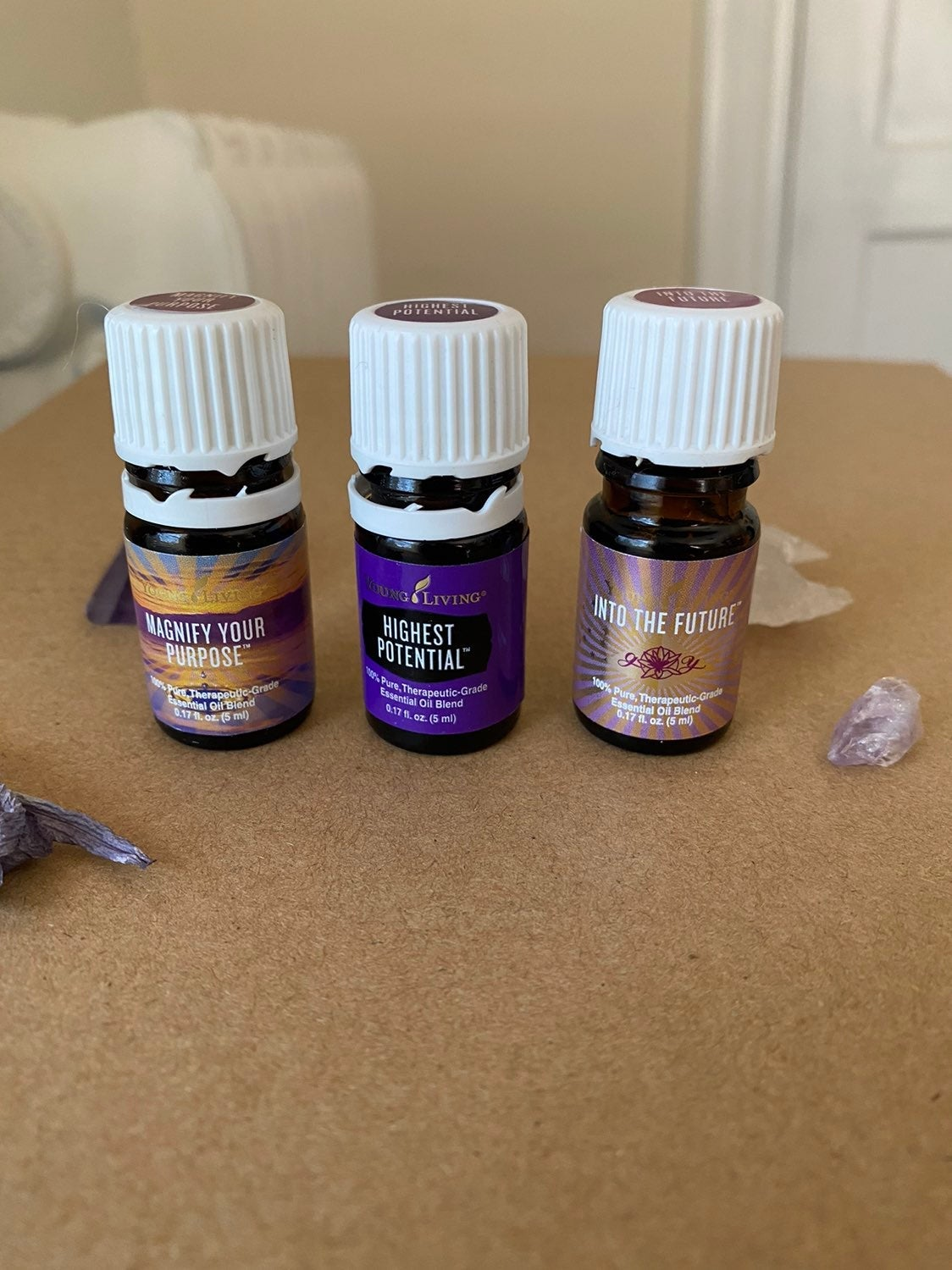 Young Living Essential Oil Blends 5ml