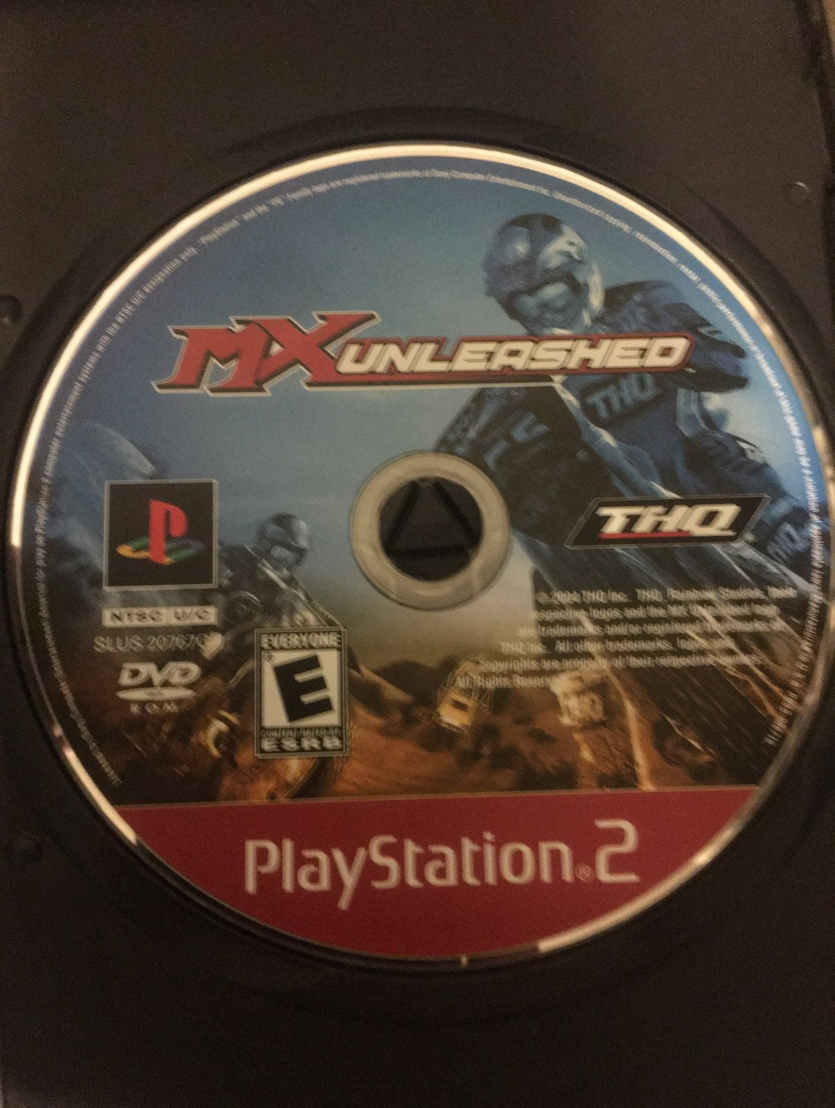 PS2 mx unleshed
