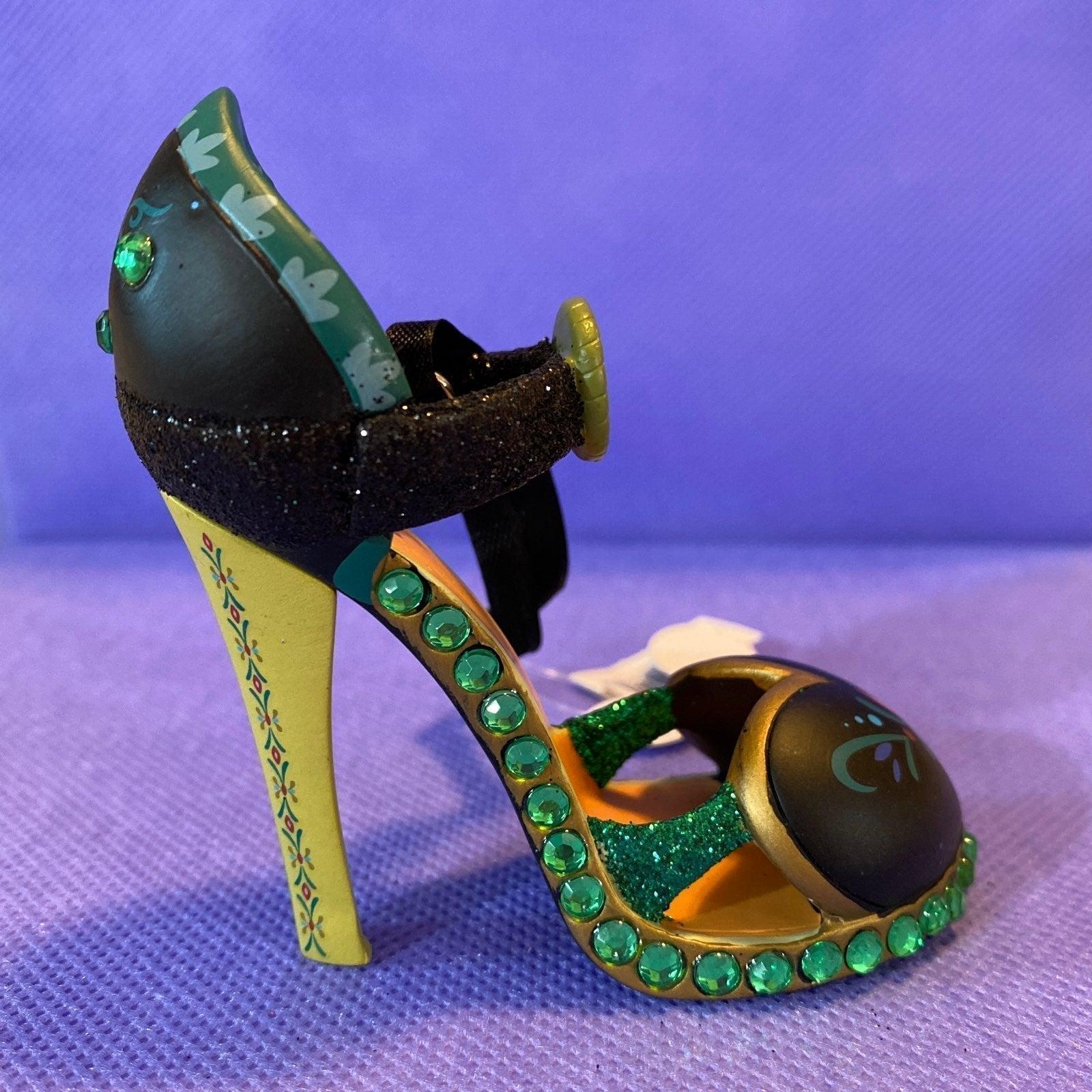 Disney Anna Shoe Ornament