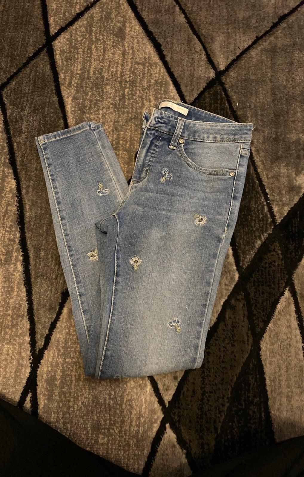 lauren conrad jeans size 4L