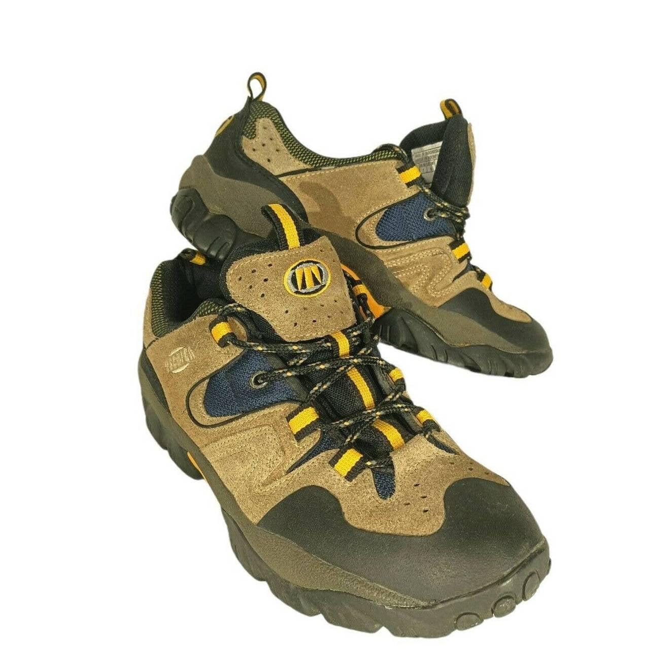 Tecnica Brown Hiking Shoes Women's Sz 8