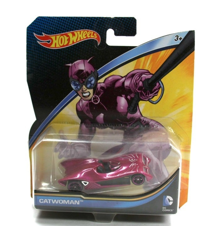 2015  Mattel Hot Wheels Catwoman Vehicle