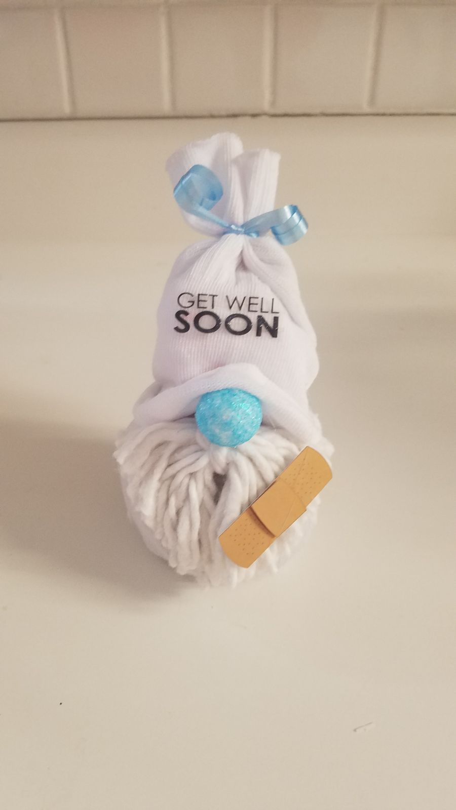 Get well soon Gnome