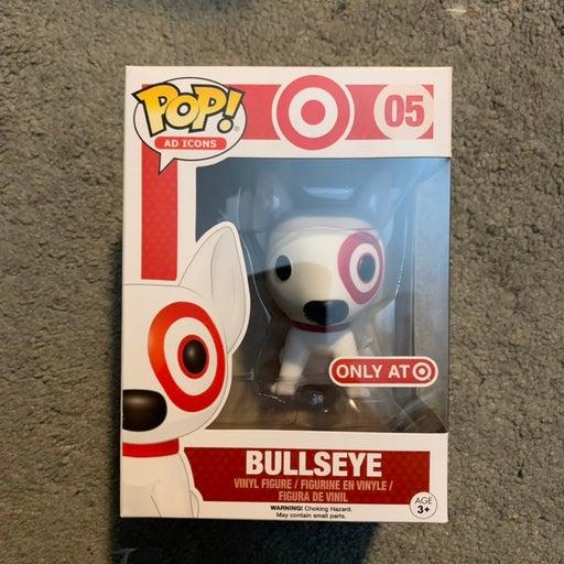 Funko Pop Target Bullseye dog