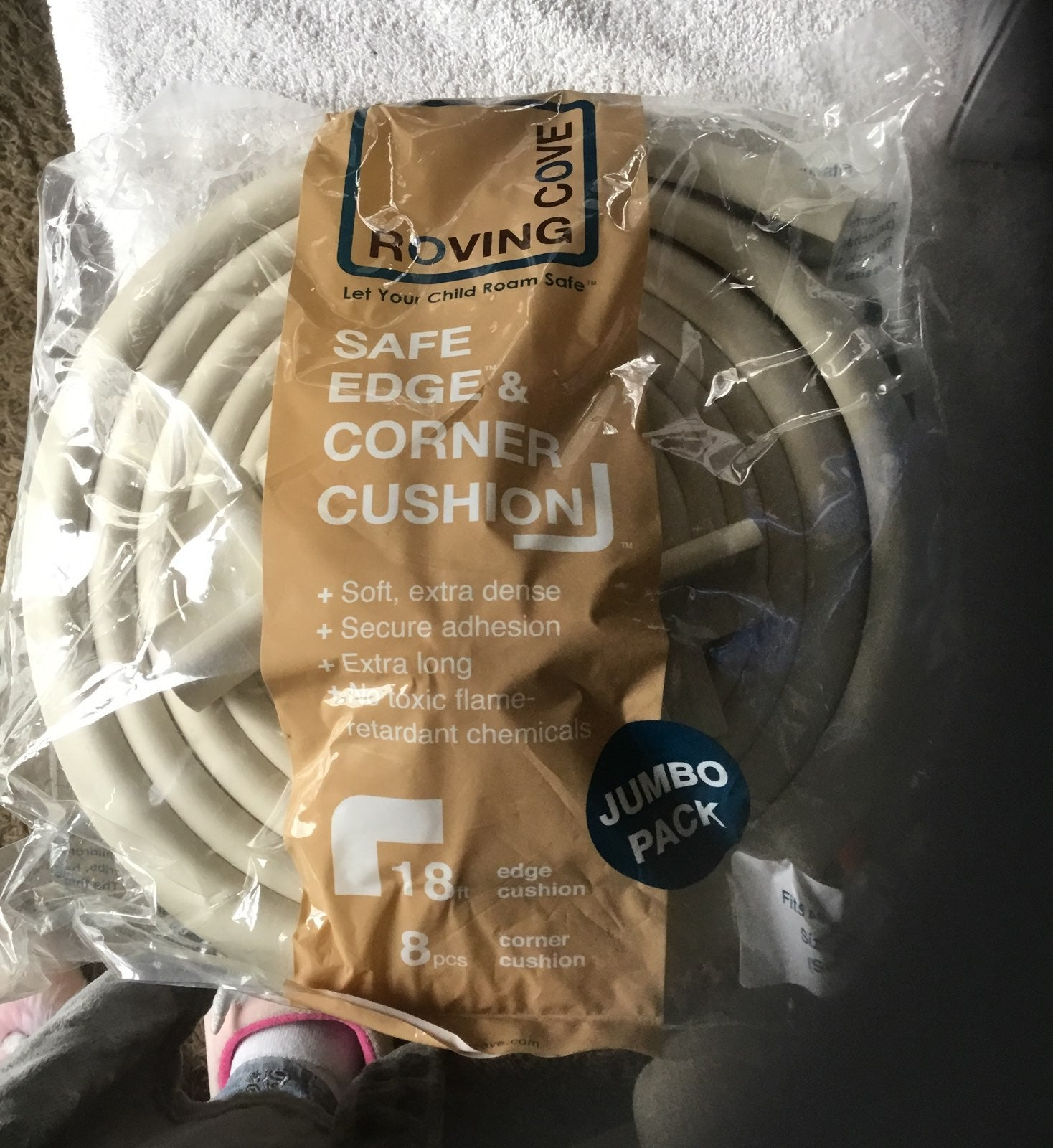 Safe edge & coner cushion jumbo pack