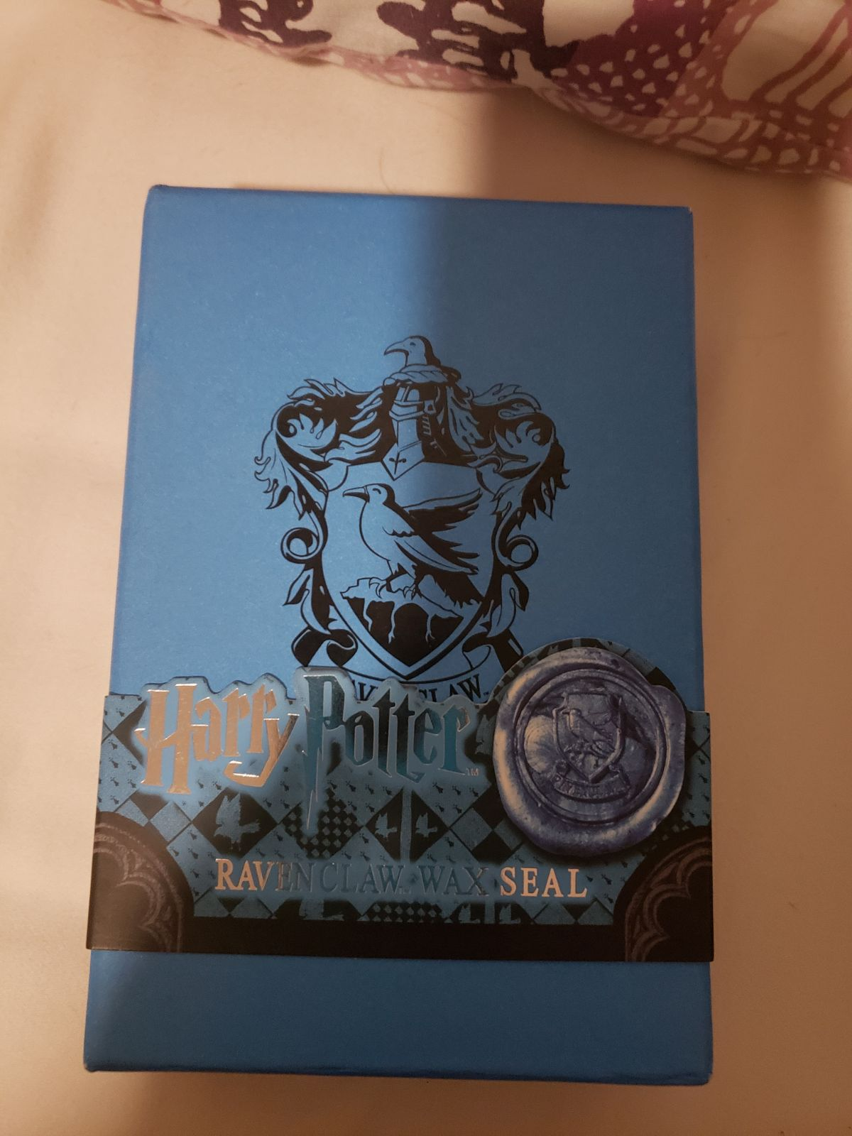 Harry potter wax seal ravenclaw