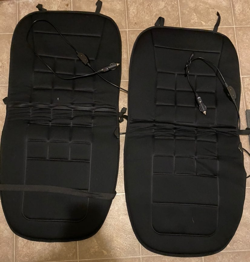 plug in heated seat covers