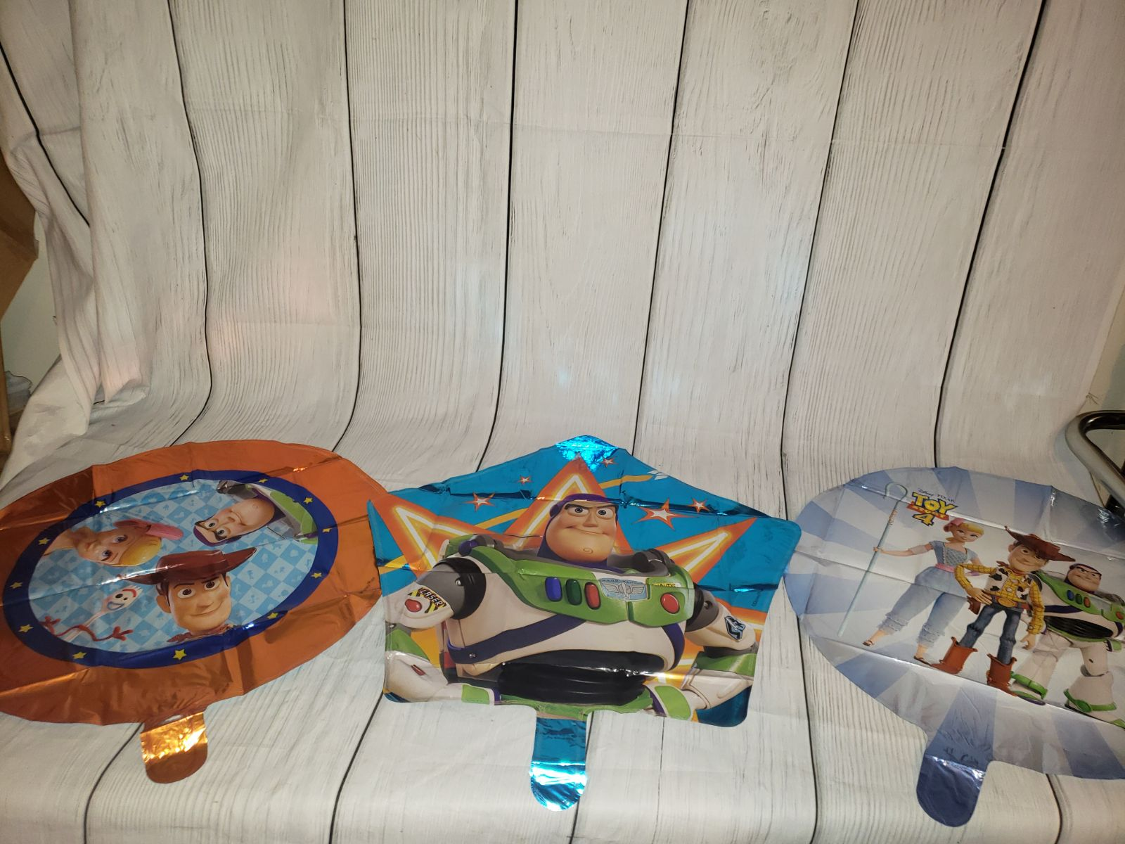 Toy story 4 balloons 5 count