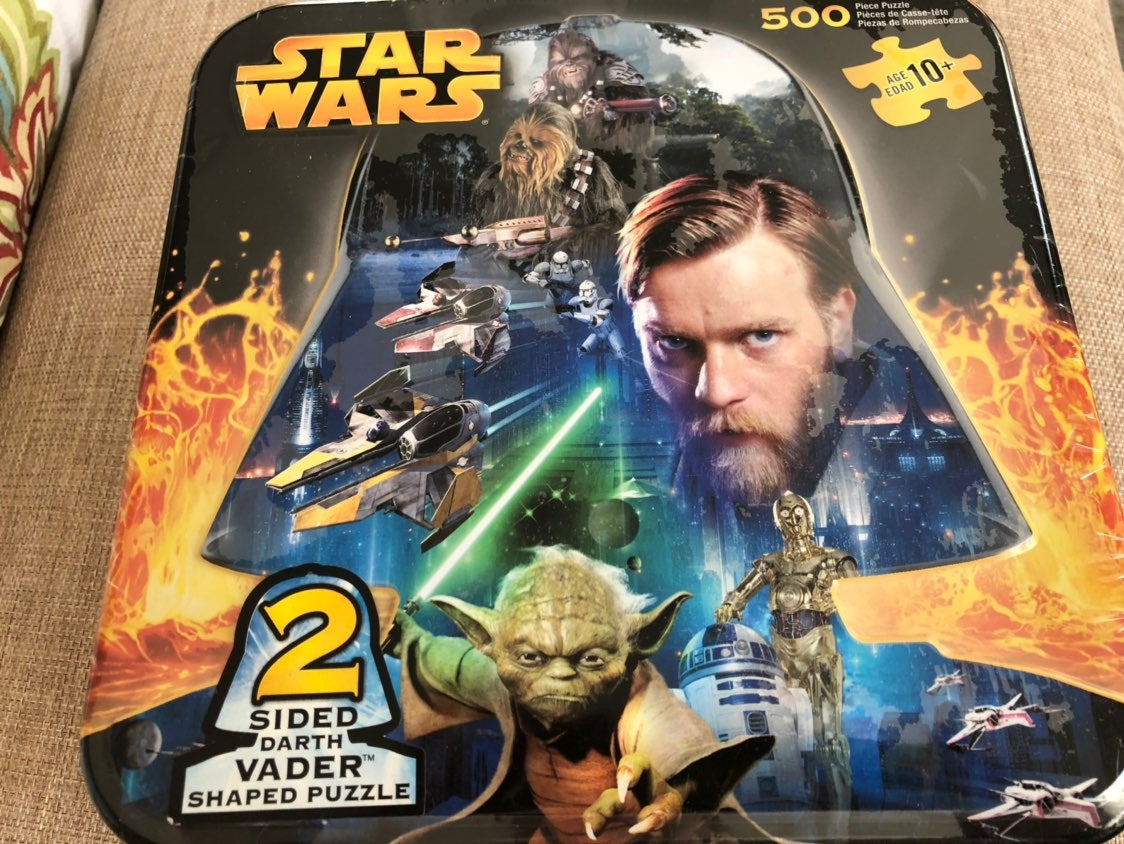 New! Star Wars 500 Piece Puzzle