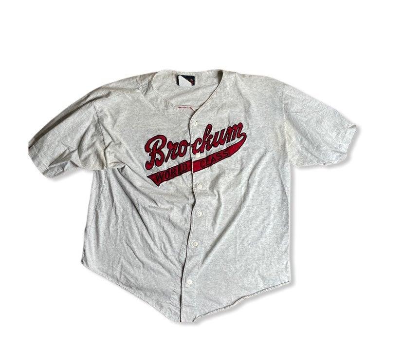 Vintage brockum world class jersey