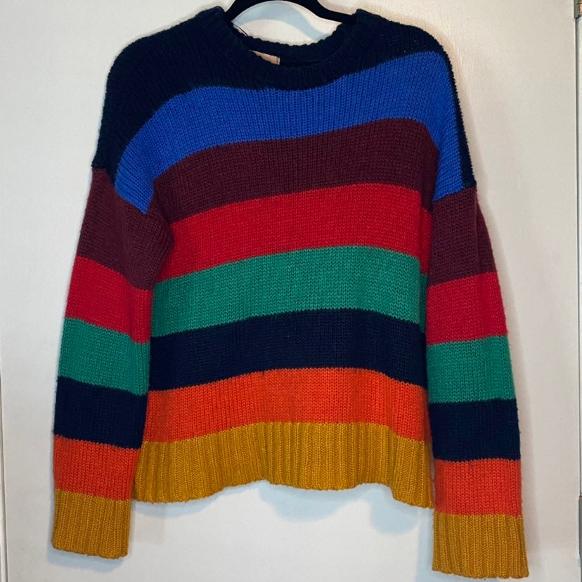 Urban outfitters Stripe Knit Sweater M