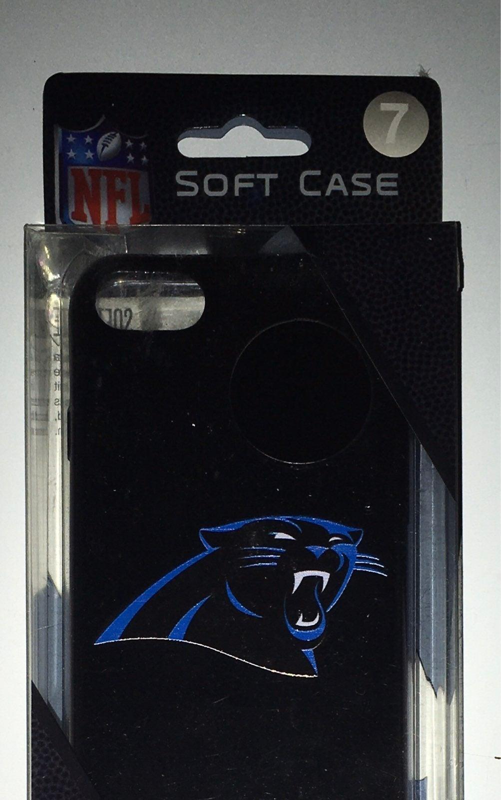 NFL Carolina Panthers Case for Iphone 7