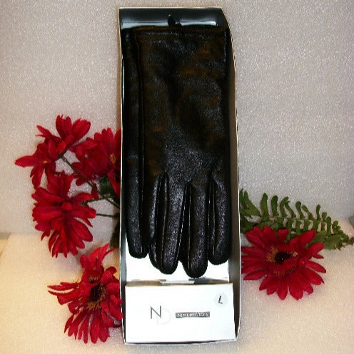 ND New Directions Leather Gloves NWT