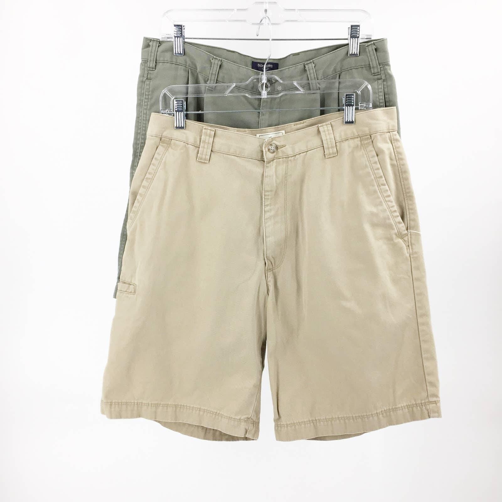 Dockers Shorts Lot of 2 34 064