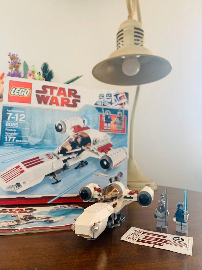 Lego Star Wars Freeco Speeder Set #8085
