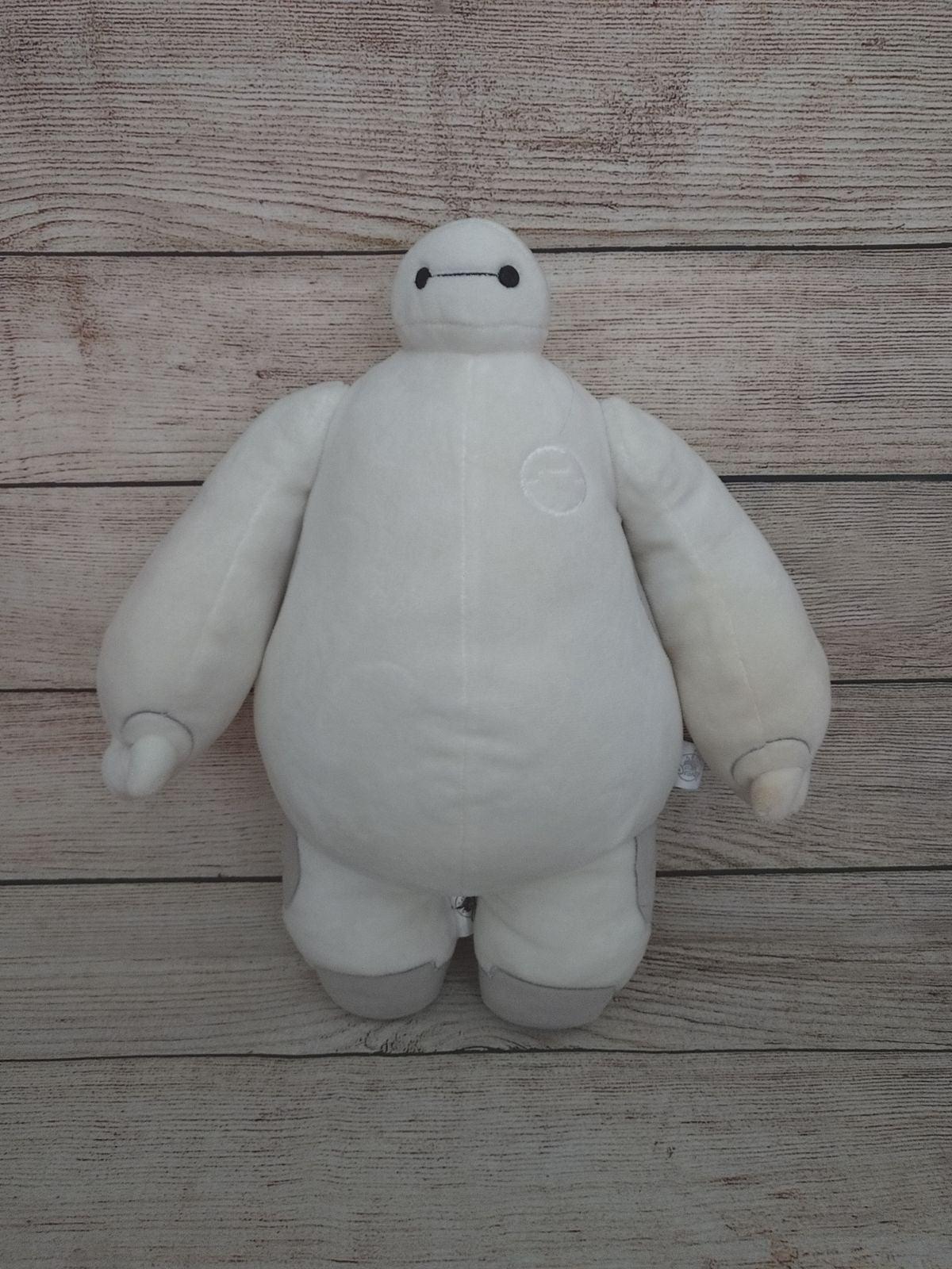"DISNEY BIG HERO 6 Baymax Plush 15"" Doll"