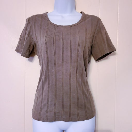 Crossroads Striped T-Shirt