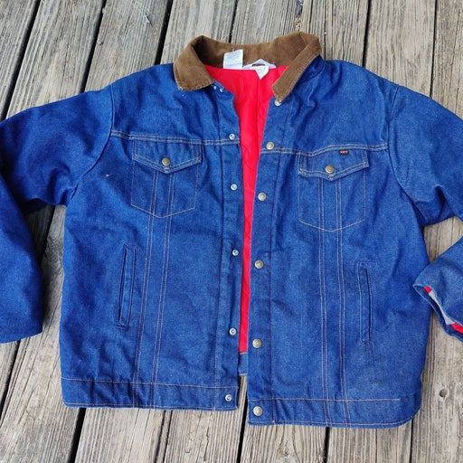Key Denim Jacket