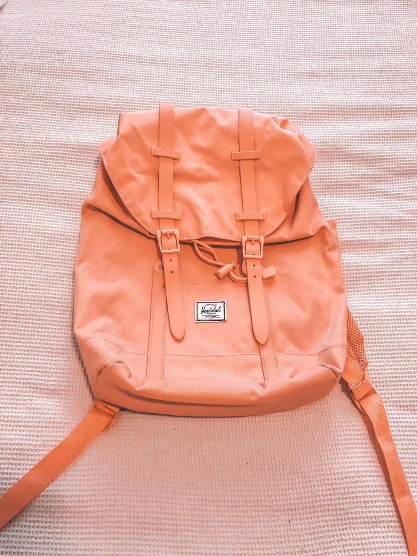 Kids Herschel backpack