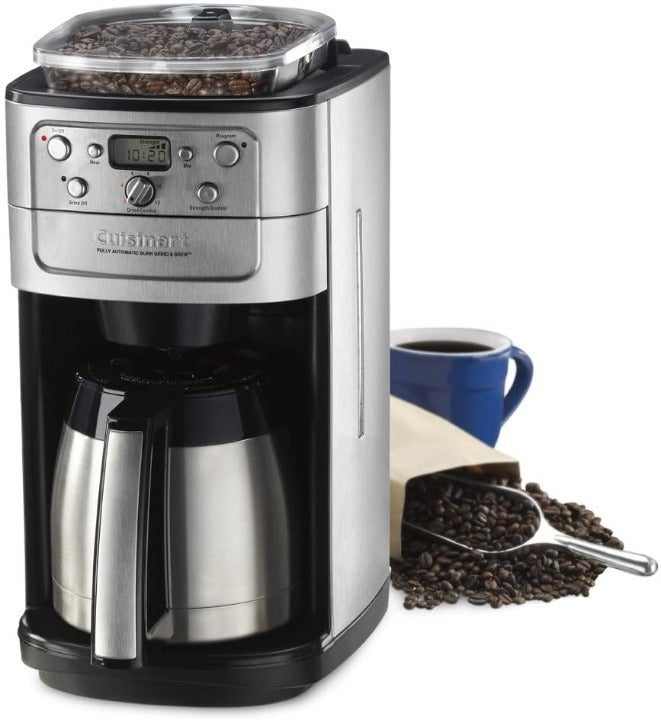Cuisinart DGB-900BC Grind & Brew Thermal