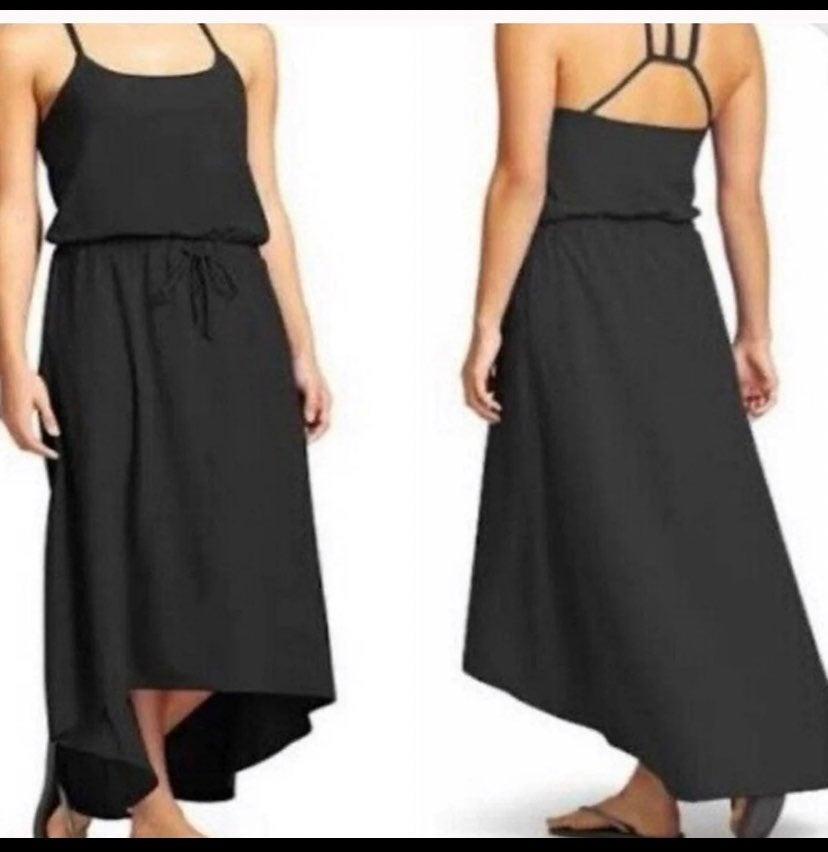 Athleta Novella high-low maxi Dress 14