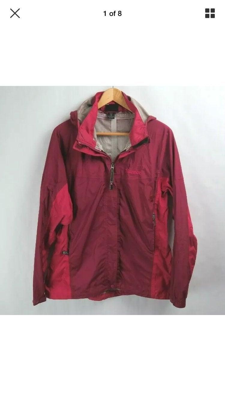 Marmot Womens Windbreaker Rain Jacket