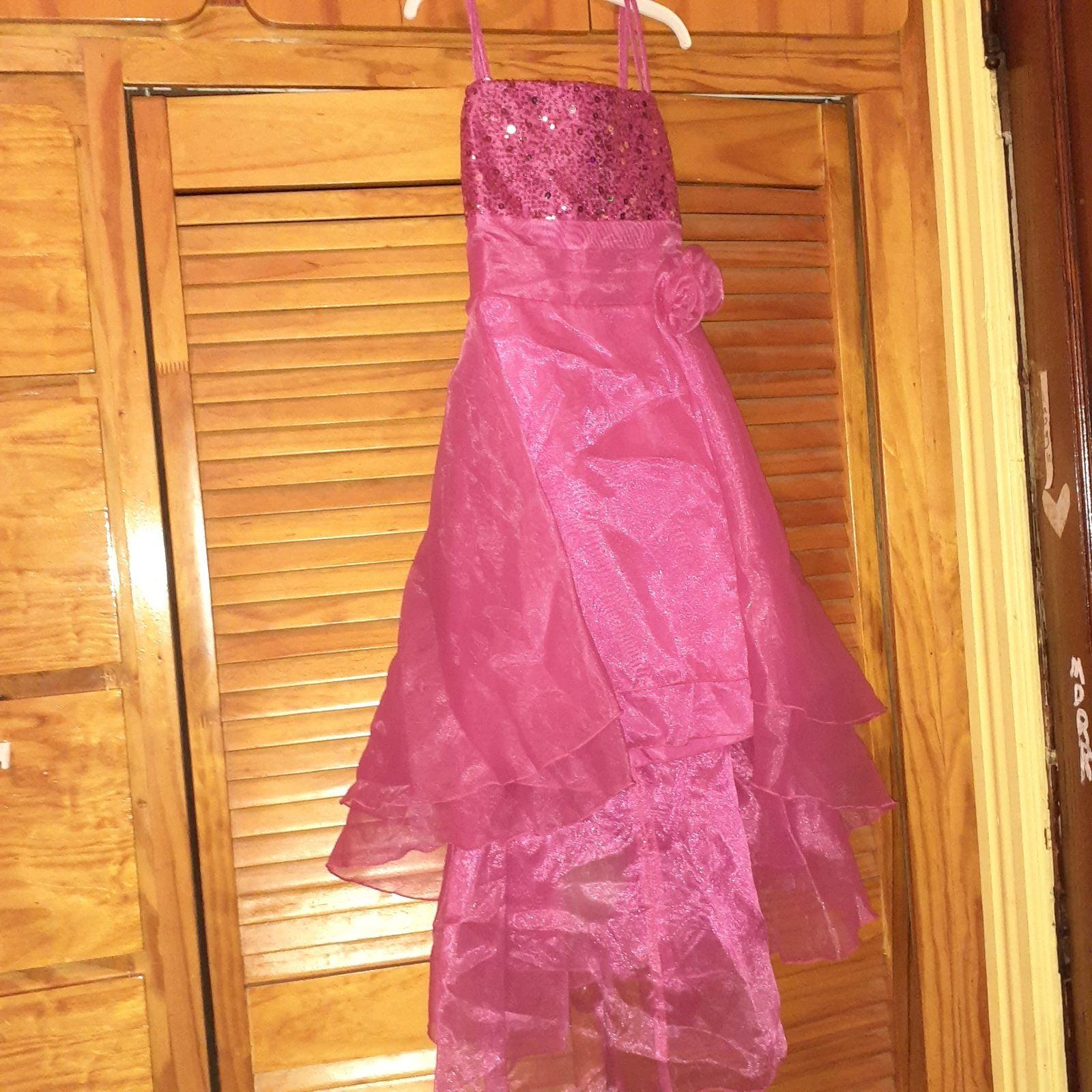 A kids dress