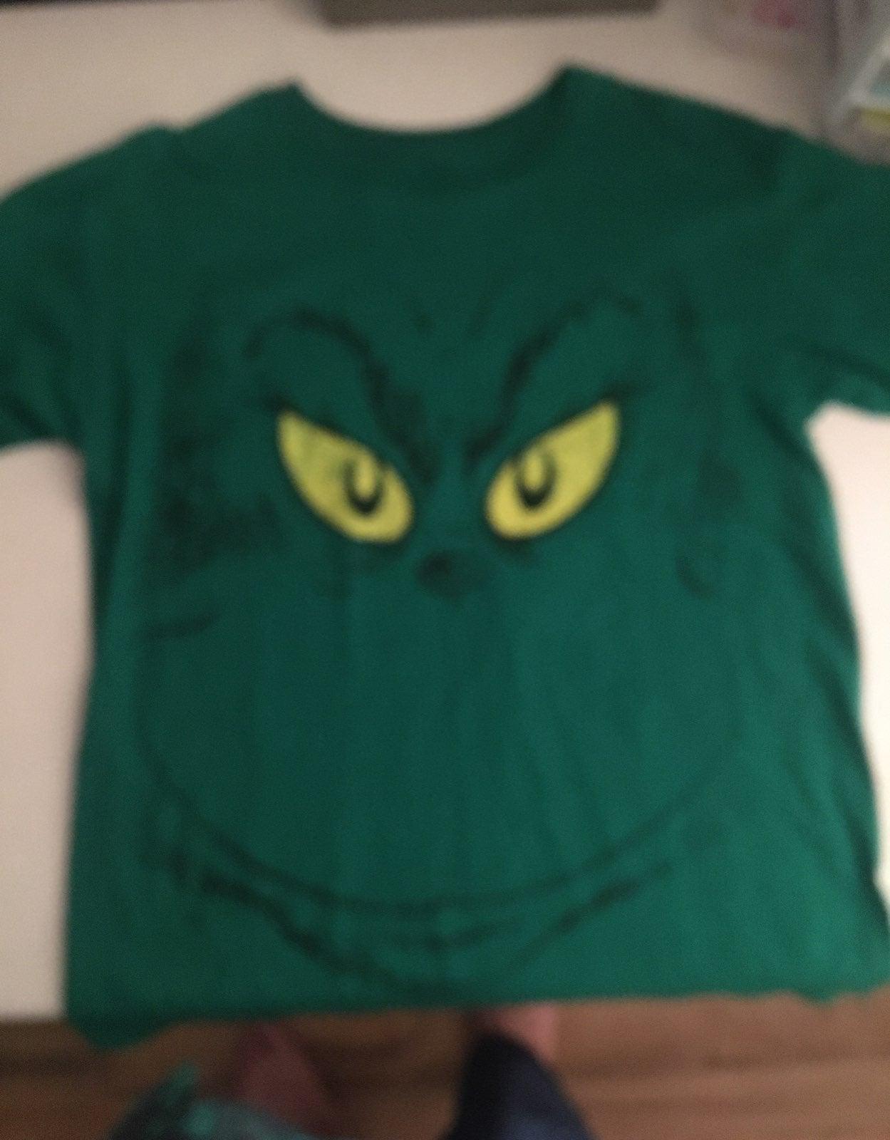 Dr.Suess Grinch Tshirt