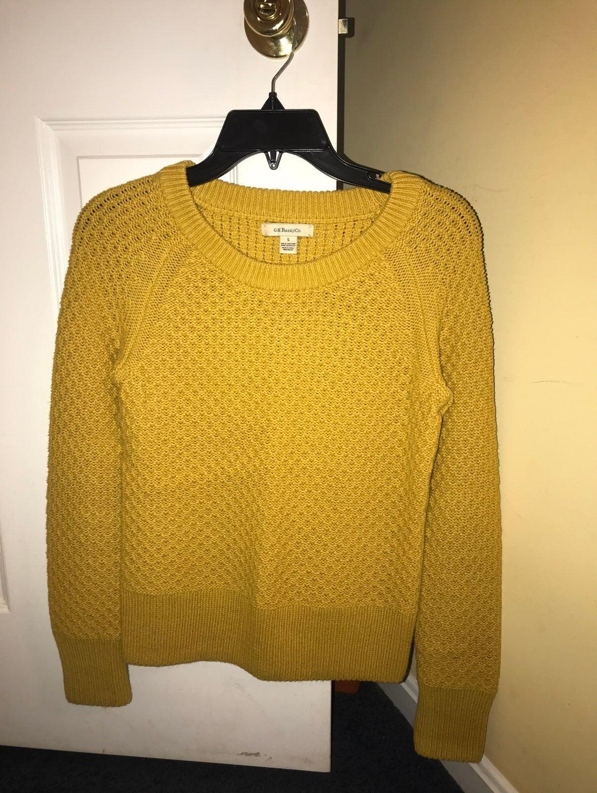 G.H Bass & co sweater